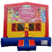 DISNEY PRINCESS Bounce House 1