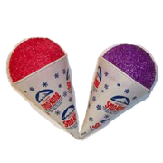 Snow Cone Cups 25-6 oz.