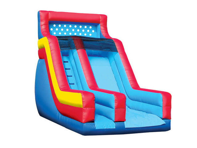 Backyard Dry Slide