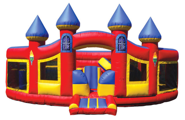 Toddler Play Castle