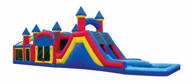 Triple Play Obstacle Course