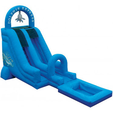 Dolphin Express Waterslide