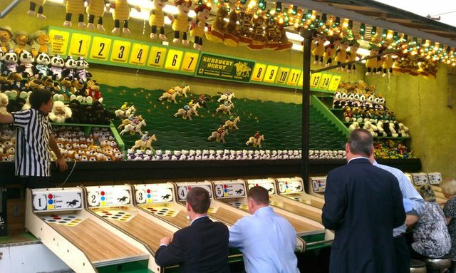 Kentucky Derby Horse Race Midway Games Trailer