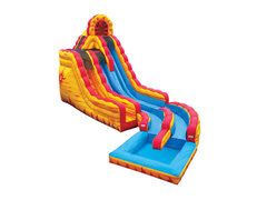 Fire N Ice Waterslide