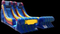 Blazer Wave Dual Lane Waterslide