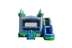 Emerald Castle Combo Waterslide