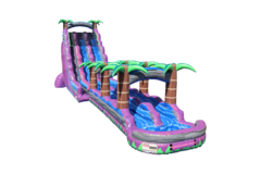 Purple Rain Waterslide