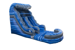 Blue Wave Waterslide
