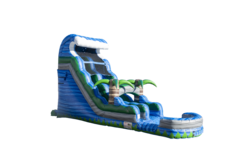 Tropical Tsunami Waterslide