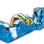 Barrel Roll Waterslide