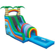 Funnel Tunnel Waterslide