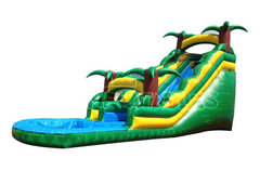 Tropical Rush Waterslide