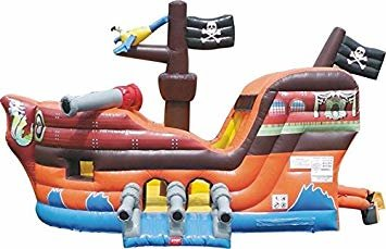 Pirate Ship Toddler Combo | Premier Bounce n Slide | South