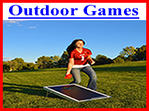 Outdoor Game Rental
