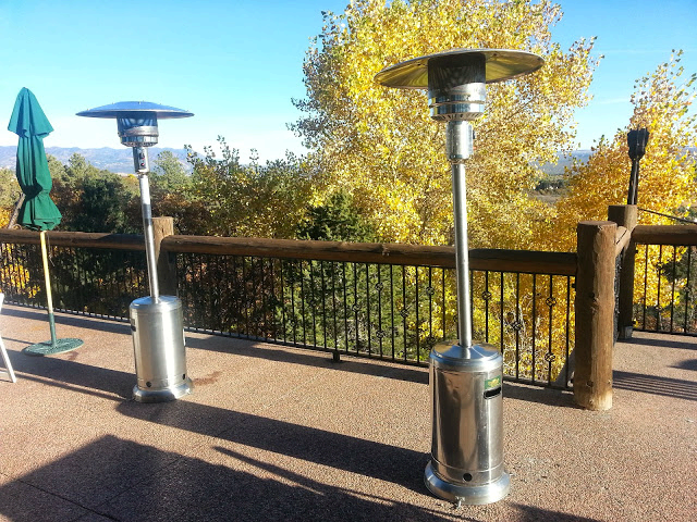 Space Heater Rental Patio Heater Denver