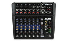 8 Channel Mixer Rental