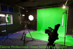Professional Green Screen Photography