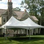 Priority 1 Party Rental Frame Tent