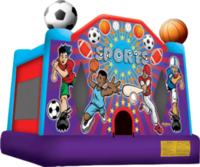 Brighton Bounce House Rental Sports Bounce House