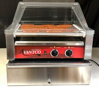 *Hot Dog Roller Grill