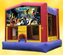 Batman Velcro Bounce House