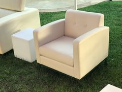 Lounge Chair White