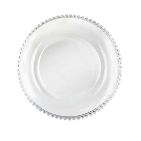 Charger Plate Glass