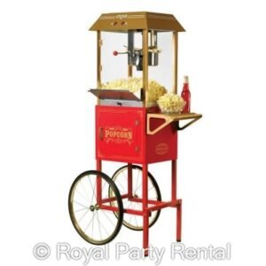Popcorn Machine- Add on Rental