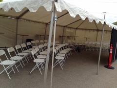 20x40 frame tent