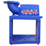 Sno Cone Machines