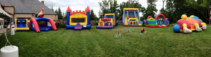 Gastonia Bounce House Rental Party