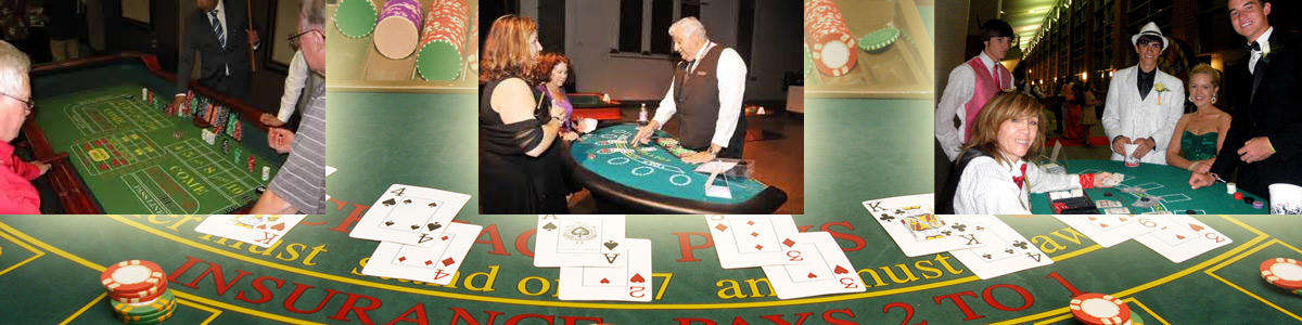 Casino Equipment Rentals