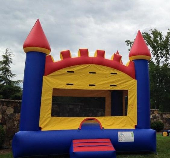 Castle Bounce House Rentals Jumpinjacksparty Com