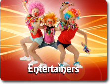 Party & Event Entertainers