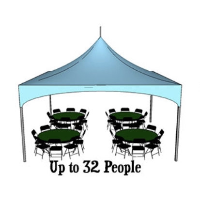 Tent and Table Package