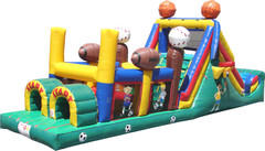 All Star Obstacle Course