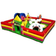 Animal Land Toddler Combo