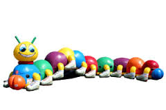 Kiddie Pillar Crawl