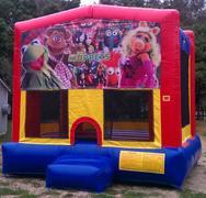 Muppets Basic Bounce House