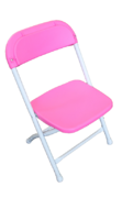 Kids Chairs - bundles of 10 Pink