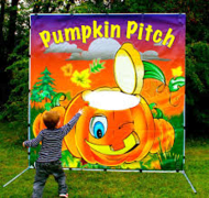 Pumpkin Pitch Game