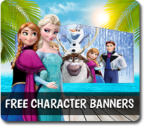Free Character Banners