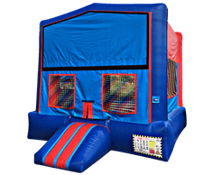 Blue Bouncer Rental