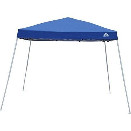 Discounted 9ft x 9ft Express Canopy Tent- Blue
