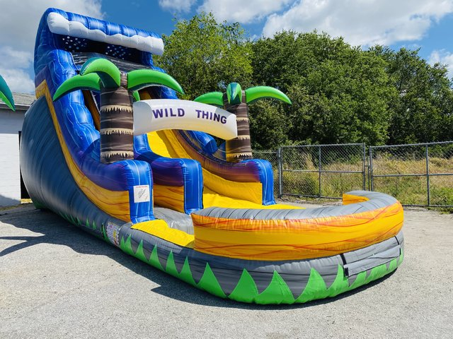 19 Ft Wild Thing with XL pool - New 2020 Arrival
