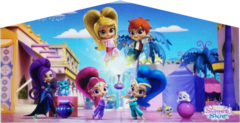 Banner - Shimmer and Shine