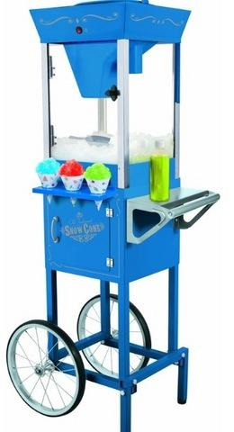 Discounted Blue Sno Cone Machine