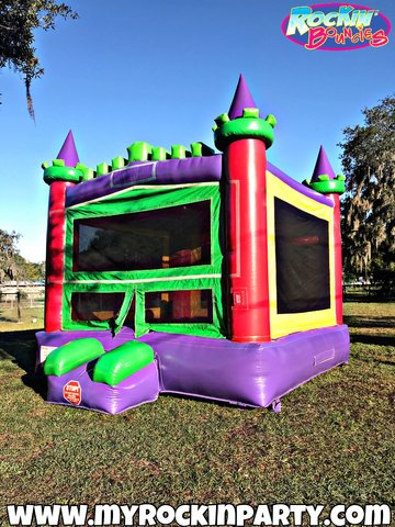 XL 3 in 1 Bounce House