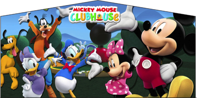 Banner - Mickey ClubHouse