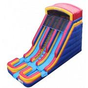 20 Ft Dual Lane DRY SLIDE